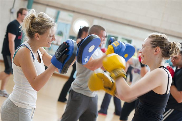 boxercise manchester martial arts centre