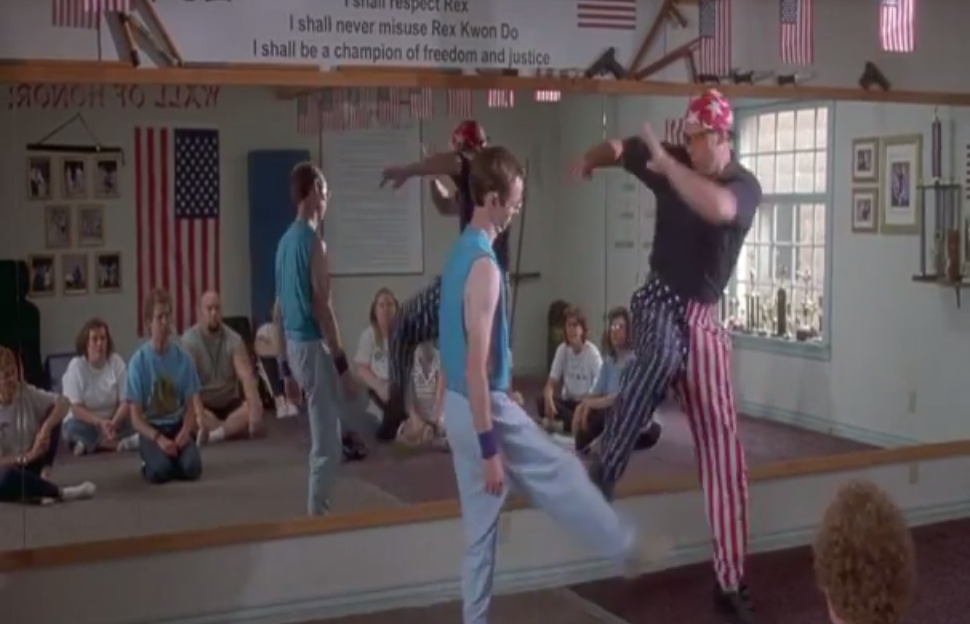 Rex Kwon Do Bullshido